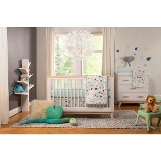 Babyletto 4-piece Fleeting Flora Nursery Set