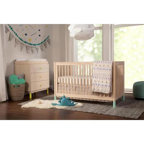 Babyletto 4-piece Desert Dreams Nursery Bedding and Decor Set
