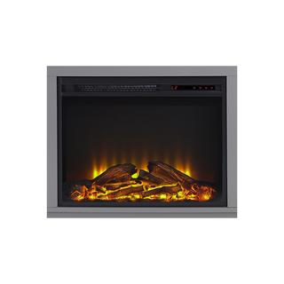 Altra Carver Electric Fireplace TV Stand for TVs up to 60 inches