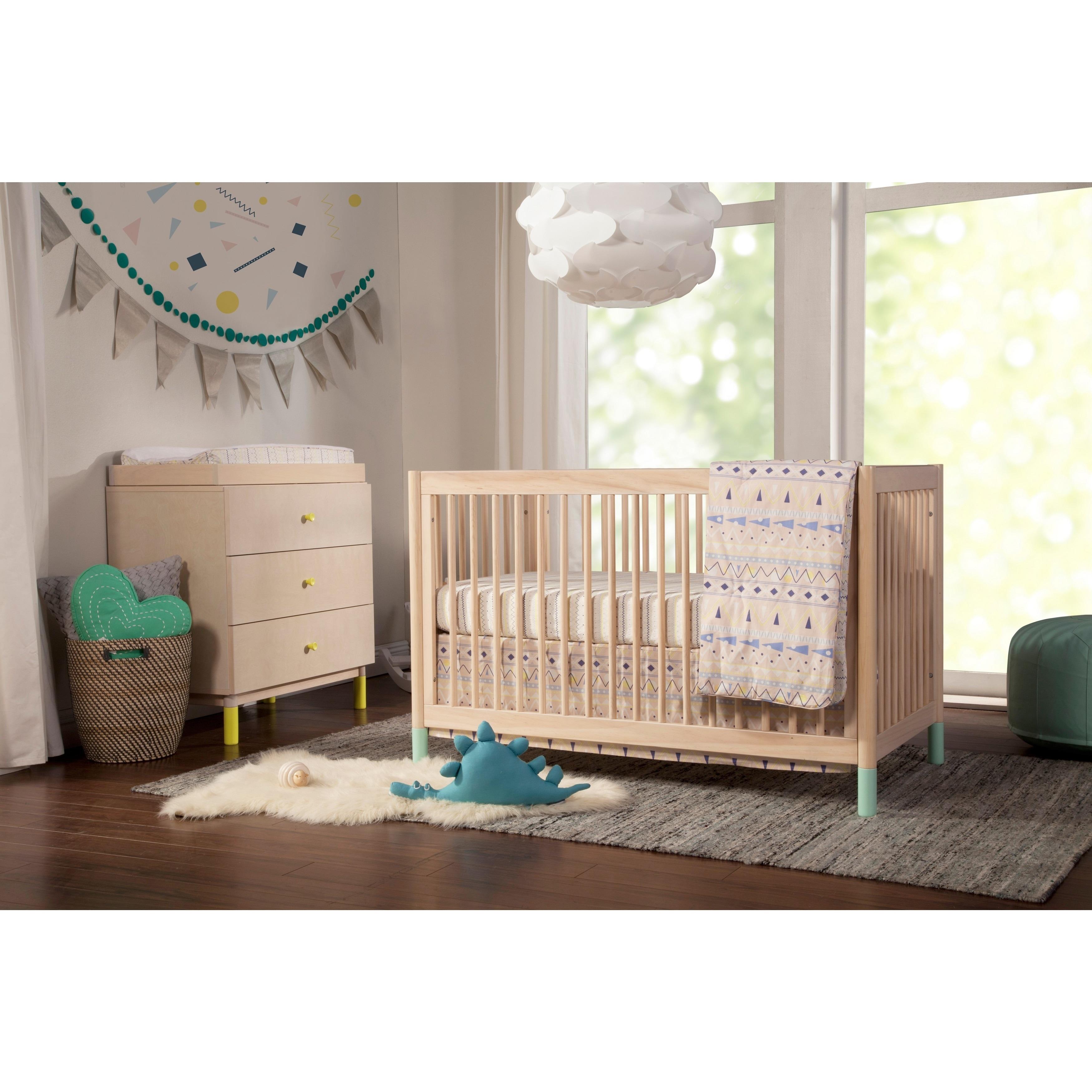 Nursery Bedding And Decor Set