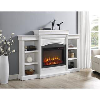 Ameriwood Home Lamont Mantel Fireplace
