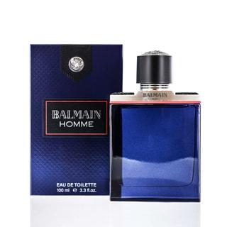 Balmain Homme Men's 3.4-ounce Eau de Toilette Spray