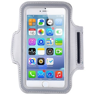 Sports Running Jogging Cycling Night Reflective iPhone Armband Case Holder