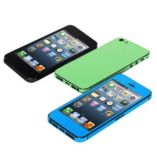 Xtreme Adhesive Skin Ultra Clear Fashion Screen Protector for iPhone 5/5C/5S