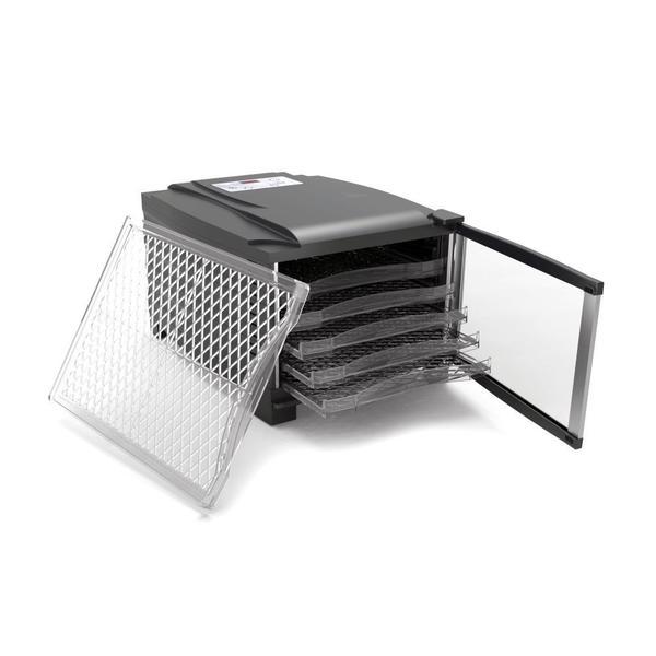 NutriChef PKFD54 Digital Food Dehydrator, Multi-Tier Kitchen Countertop Dehydrator