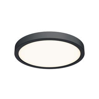 10-inch Round LED Flush-mount Ceiling Light