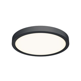 DALS Lighting Indoor/Outdoor 10-inch Round LED Flush Mount