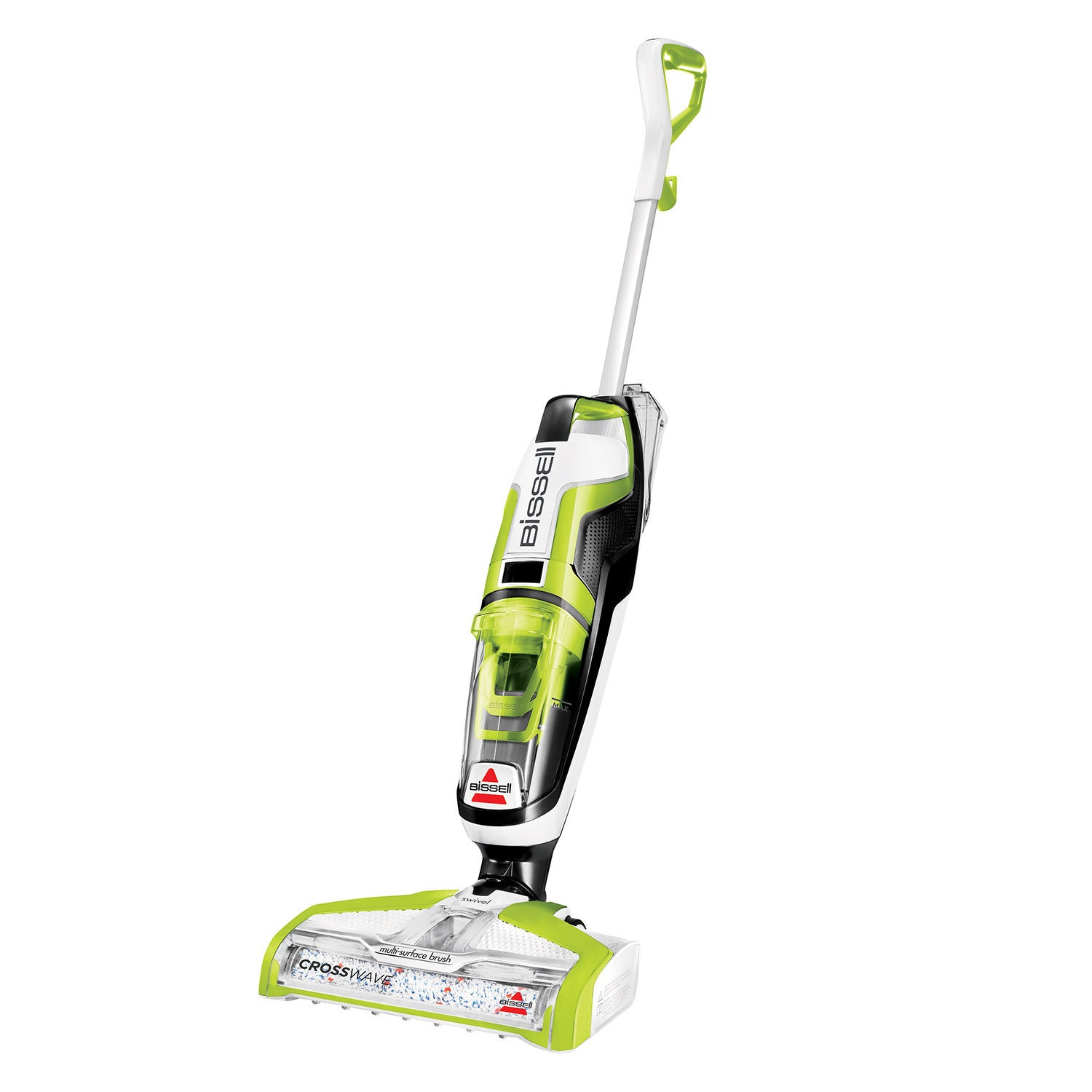 Bissell 1785 Crosswave All-In-One Wet Dry Vacuum, Green