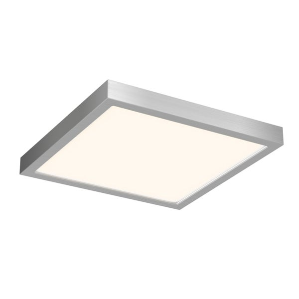 10 inch square led flush mount ceiling light free shipping today advertisement aloadofball Images