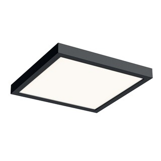 DALS Lighting Indoor/Outdoor 10 Inch Square LED Flush Mount