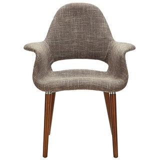 Hamley Modern Upholstered Dining Chair - Taupe