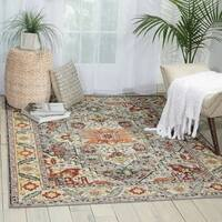 Shop Nourison India House Ih05 Hand Tufted Area Rug On