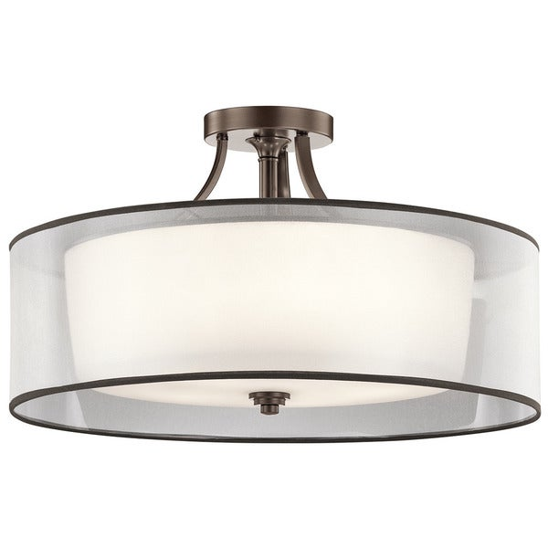Kichler Lighting: Shop Kichler Lighting Lacey Collection 5-light Mission