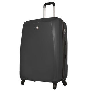Mia Toro ITALY Fibre di Carbonio Moderno 25-inch Expandable Hardside Spinner Upright Suitcase