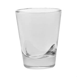 Majestic Gifts Clear Shot Glasses (Pack of 6)