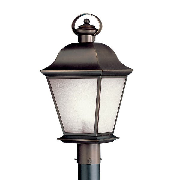 Kichler Lighting: Shop Kichler Lighting Mount Vernon Collection 1-light Olde