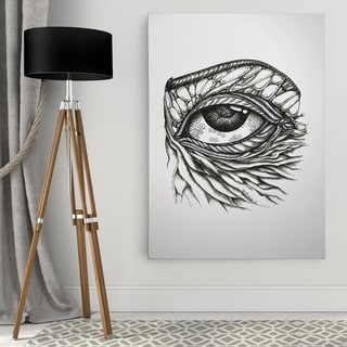 Dmitry Andruz 'Eye' Wall Art On Canvas
