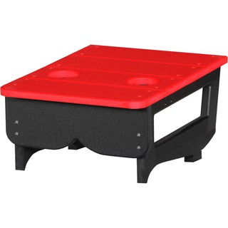 Outdoor Poly Center Table for Glider/ Bench/Swing