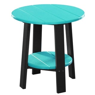 Outdoor Poly Deluxe End Table