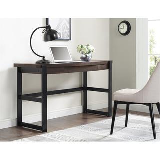 Ameriwood Home Castling Espresso/ Black Desk