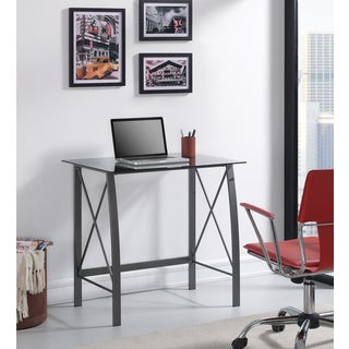 Computer Desk, Silver