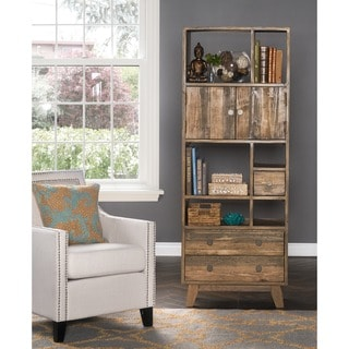 Samuel Natural 28-inch Wall Unit by Kosas Home