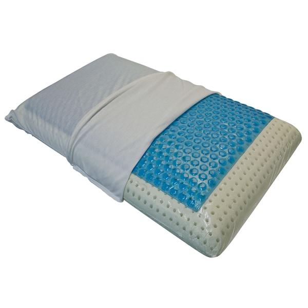 Gel Premium Memory Foam Pillow