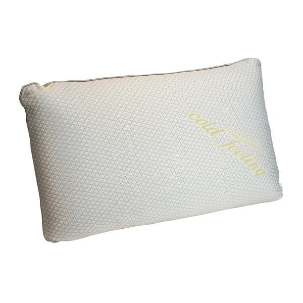 Memory Foam Ice Silk Premium Pillow