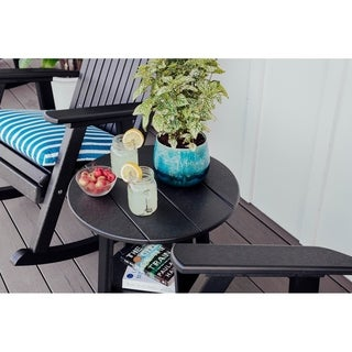 Outdoor Deluxe End Table - Poly Lumber