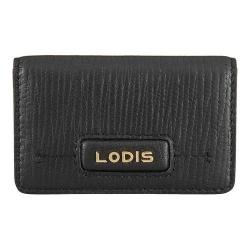 Women's Lodis Cordoba Mini Card Case Black