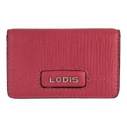 Women's Lodis Cordoba Mini Card Case Fuchsia