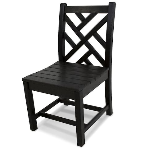 POLYWOOD® Chippendale Outdoor Dining Side Chair
