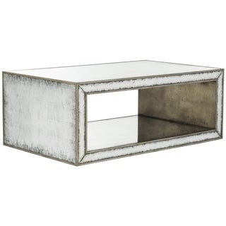 Safavieh Couture High Line Collection Rivera Eglomise Cocktail Table