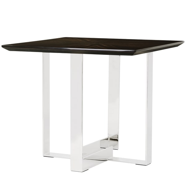 Safavieh Couture High Line Collection Marvela Ebony Accent Table