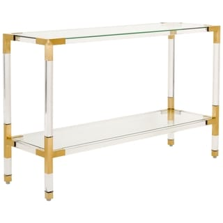Safavieh Couture High Line Collection Arverne Acrylic Console