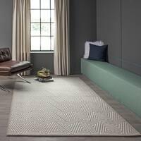 Momeni Cielo  Hand-Woven Wool Blend Rug (5' X 8') - 5' x 8'