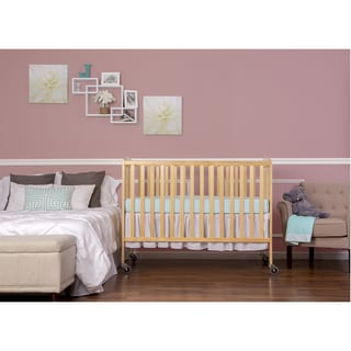 Dream On Me Folding Full Size Convenience Crib