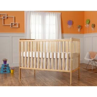 Dream On Me Synergy Natural 5-in-1 Convertible Crib