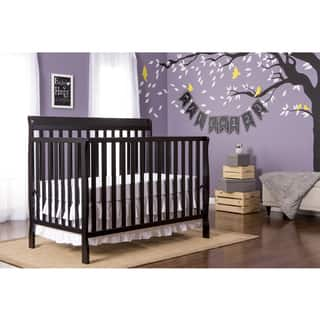 Black Standard Baby Cribs For Less Overstock