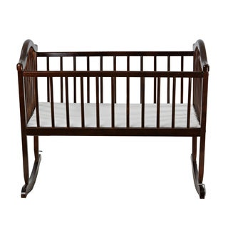 Dream On Me Wooden Rocking Cradle