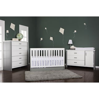 Dream On Cafeina 3-drawer Dresser Combo