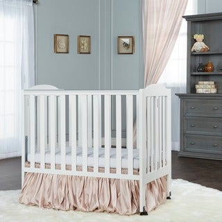 Dream On Me, 2 in 1 Folding Portable Crib