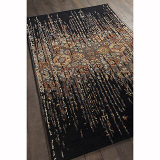 """Artist's Loom Hand-Tufted Transitional Floral Pattern Wool Rug (7'9""""x10'6"""")"""