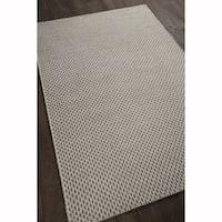 Artist's Loom Flatweave Casual Geometric Pattern Wool Rug