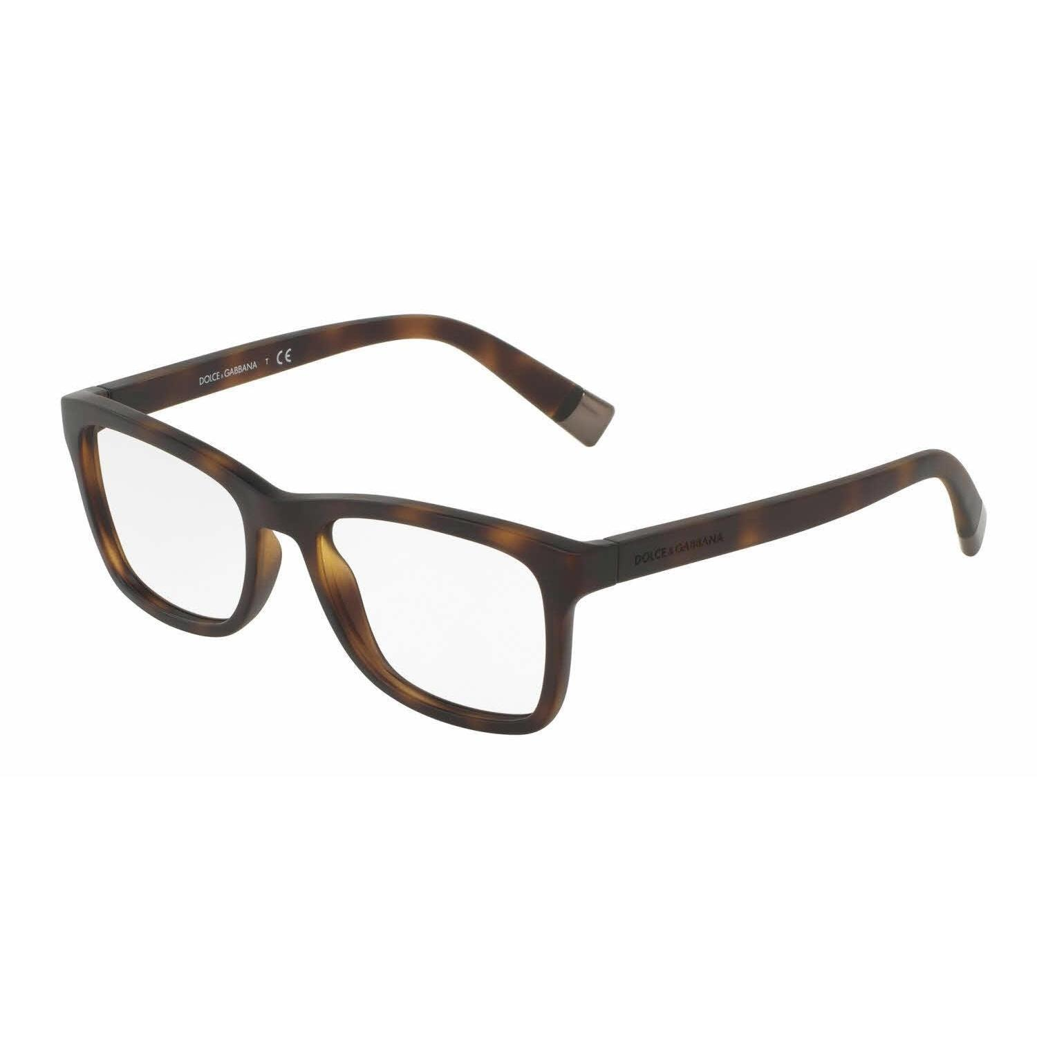 a4a8839534 Dolce And Gabbana Semi Rimless Eyeglasses « One More Soul