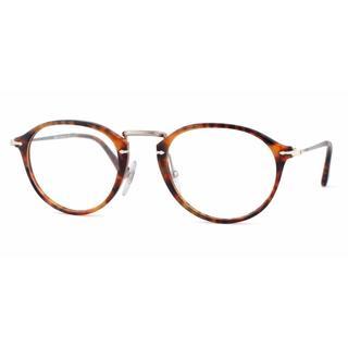 Persol Mens PO3046V 108 Havana Plastic Phantos Eyeglasses