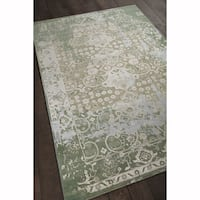 Artist's Loom Hand-knotted Vintage Oriental Pattern Rug (9'x13')