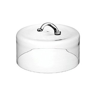 Majestic Gifts Clear Glass Cake Dome