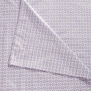Madison Park Medallion Cotton Printed 6 Piece Sheet Set 4-Color Option