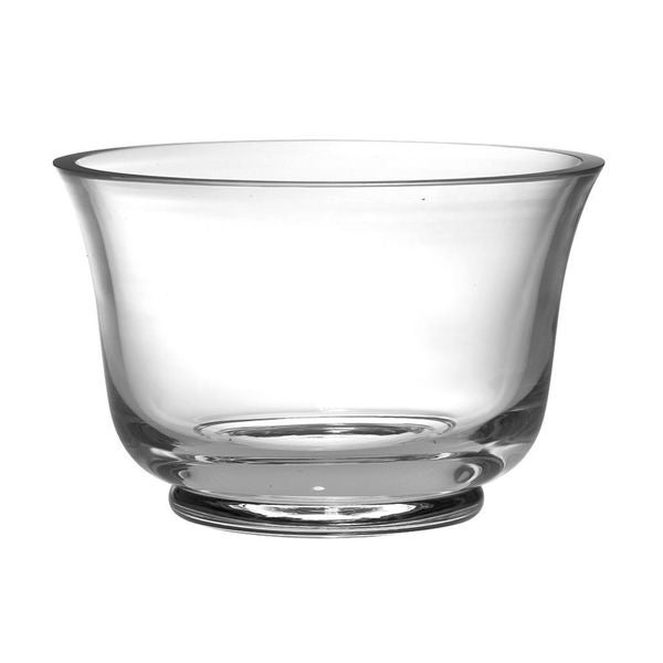 Majestic Gifts Quality Glass 7.5-inches Revere Bowl